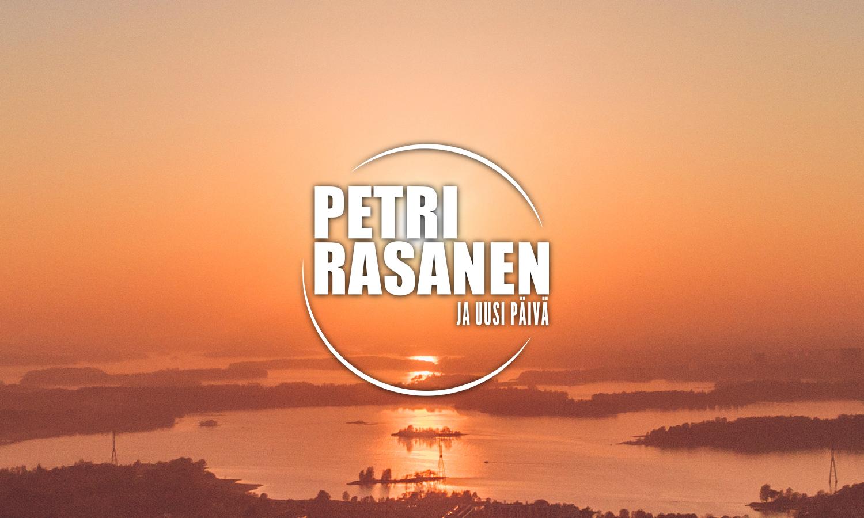 Petri Rasanen Ja Uusi Päivä – Feat. Ali Jahangiri