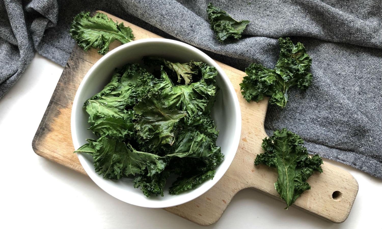 Resepti: Helpot ja herkulliset lehtikaalisipsit