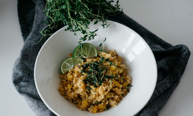 Resepti: Paistettu riisi