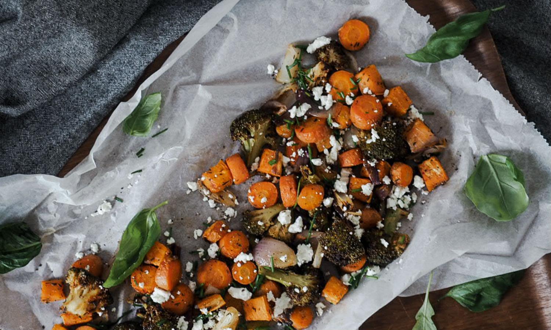 Resepti: Hunajaiset uunikasvikset