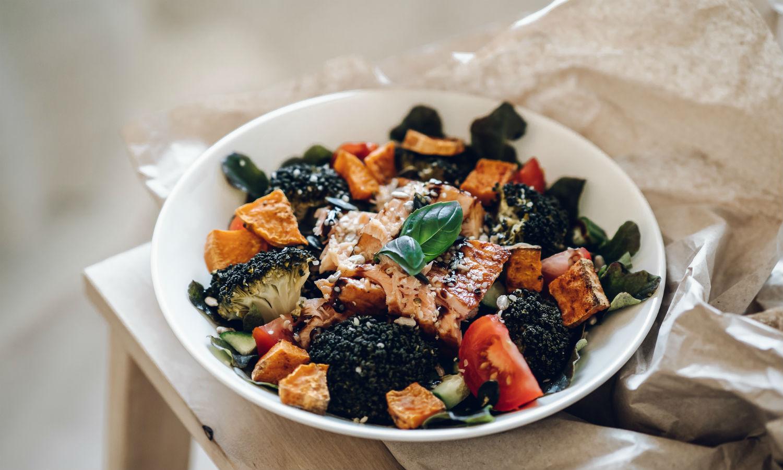 Resepti: Maailmanluokan salaatti