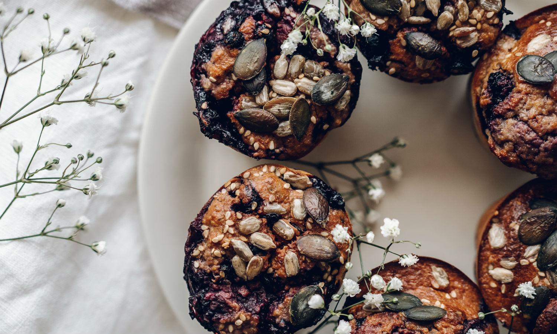 Resepti: Aamupalamuffinssit