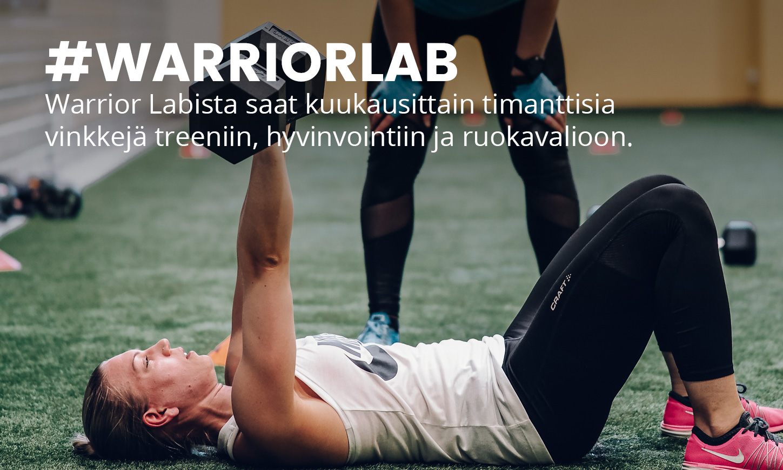 #Warriorlab: Hiilihydraatit
