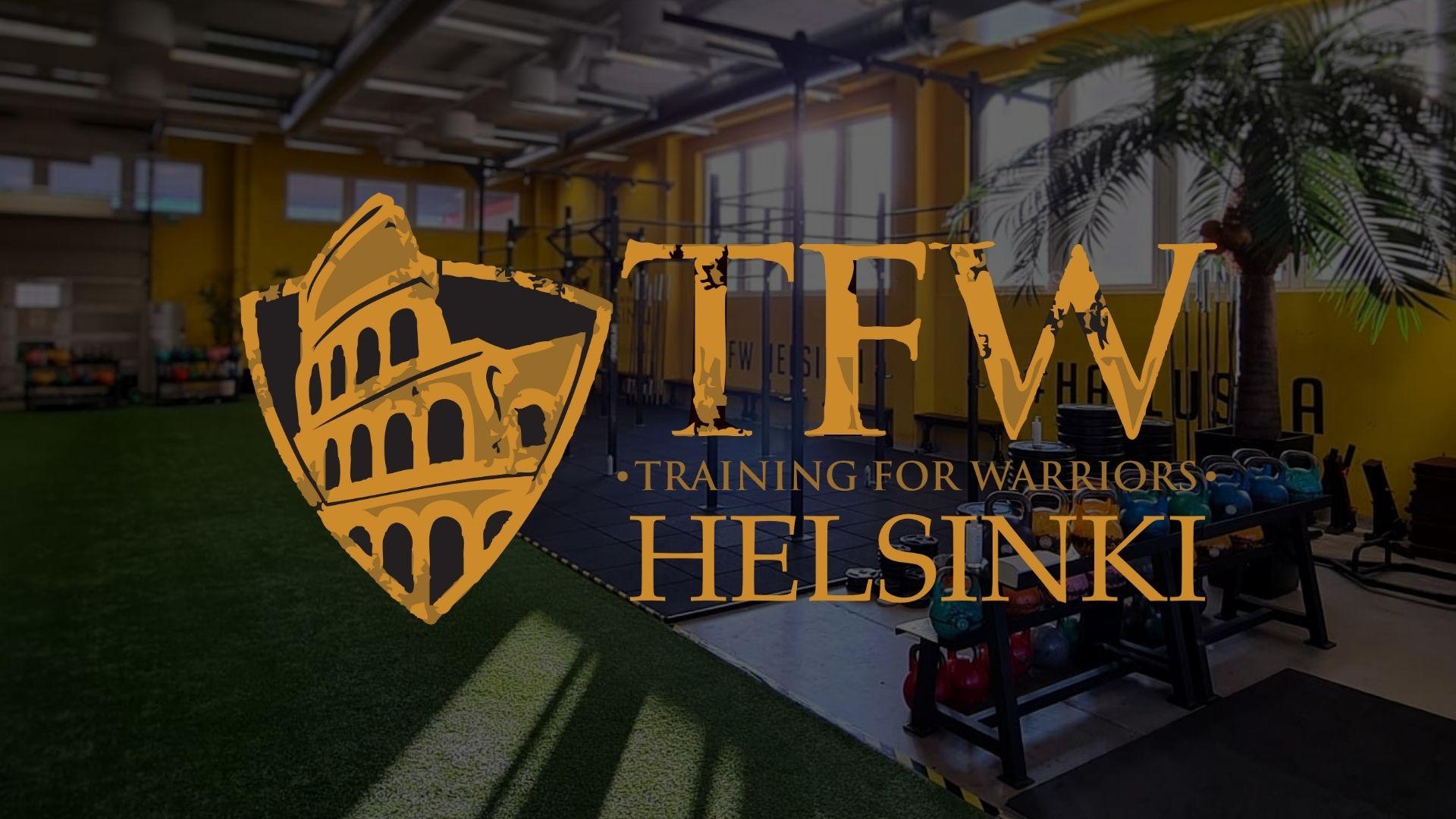 KESÄKONDIS #HALLUSSA TFW Helsingin 3 kk jäsenyydellä